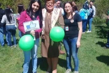 Centro de Alumnas participaron en actividades