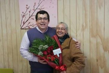 Dos Docentes fueron Distinguidos por el DAEM Y Colegio de Profesores