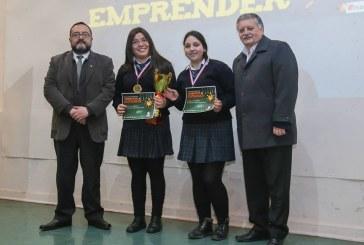 PRIMER LUGAR EN EL CONCURSO PROVINCIAL DE INNOVACIÓN Y EMPRENDIMIENTO.