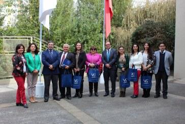 Firma del Convenio de Articulación Virginio Gómez