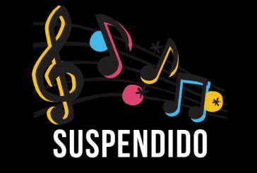 SUSPENDIDO FESTIVAL DE LA VOZ