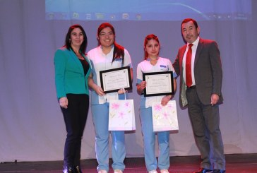 Ceremonia de Presentación de Proyectos Comunitarios e Investidura de Nuevas Técnicos en Enfermería.