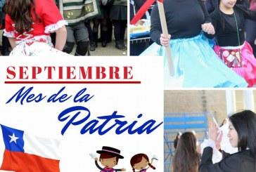 #FiestasPatrias