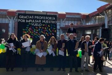 Felicidades Profesores