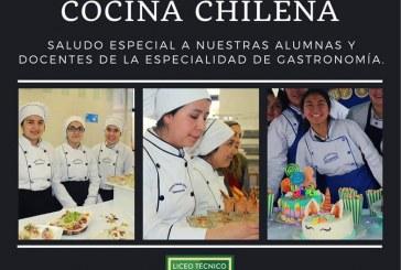 # DíaCocinaChilena