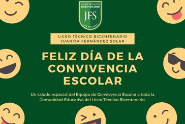 DÍA DE LA CONVIVENCIA ESCOLAR