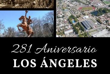 Aniversario de Los Ángeles Nº 281