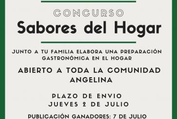 Concurso El Liceo te Acompaña: Sabores del hogar.