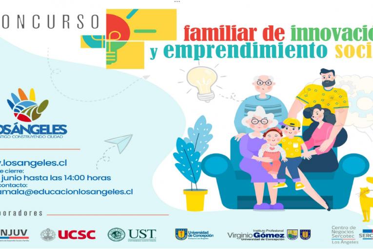 """""""Concurso Familiar de Innovación y Emprendimiento Social"""""""