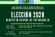 #Elecciones2020 #CentroDeEstudiantes