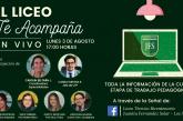 # ElLiceoTeAcompaña