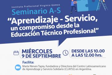 """""""Aprendizaje – Servicio, un compromiso desde la Educación Técnico Profesional"""""""