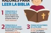 3 Hermosas Razones para Leer la Biblia