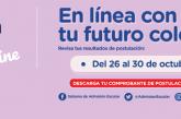 PUBLICACIÓN DE RESULTADOS DE SISTEMA ADMISIÓN ESCOLAR 2021 // 26 AL 30 OCTUBRE
