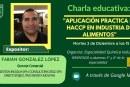 APLICACIÓN PRACTICA DE HACCP EN INDUSTRIA DE ALIMENTOS