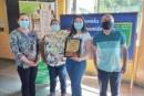 Premiación Alumnas Destacadas en Pastoral Escolar Católica.