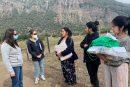 Visitas domiciliarias, en las localidades de Malla Malla y Trapa Trapa.