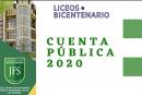 CUENTA PÚBLICA 2020
