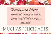 ¡ FELIZ DÍA DE LA MADRE !