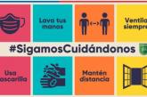 #SigamosCuidándonosEntreTodos