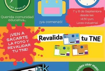 FOTO Y REVALIDACIÓN TNE